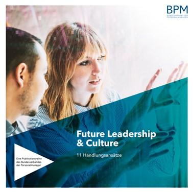 Broschüre Future Leadership & Culture